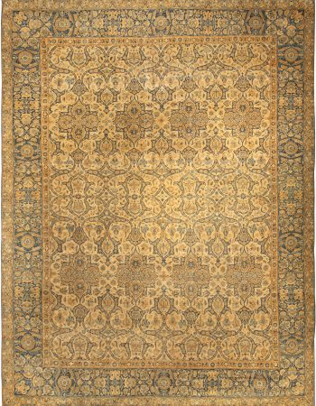 Antique Persian Kirman Rug BB6733