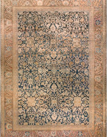 Antique Persian Sultanabad Rug BB6672