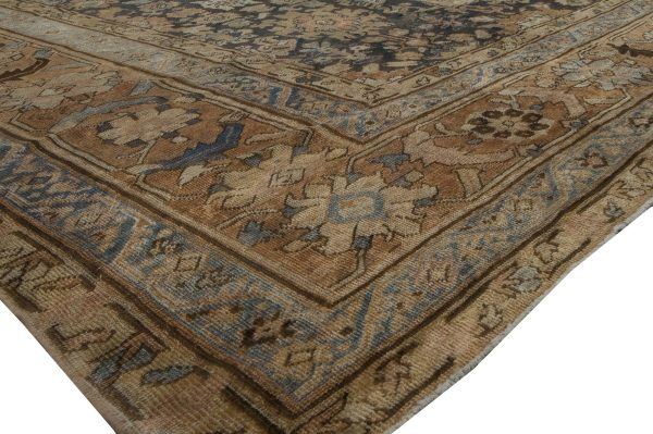 Antique Persian Sultanabad Rug BB6752