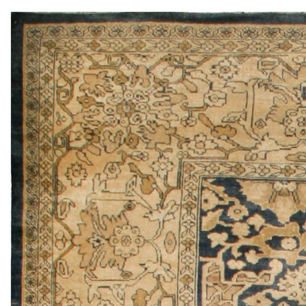Extra Large Antique Persian Sultanabad Teppich BB6724