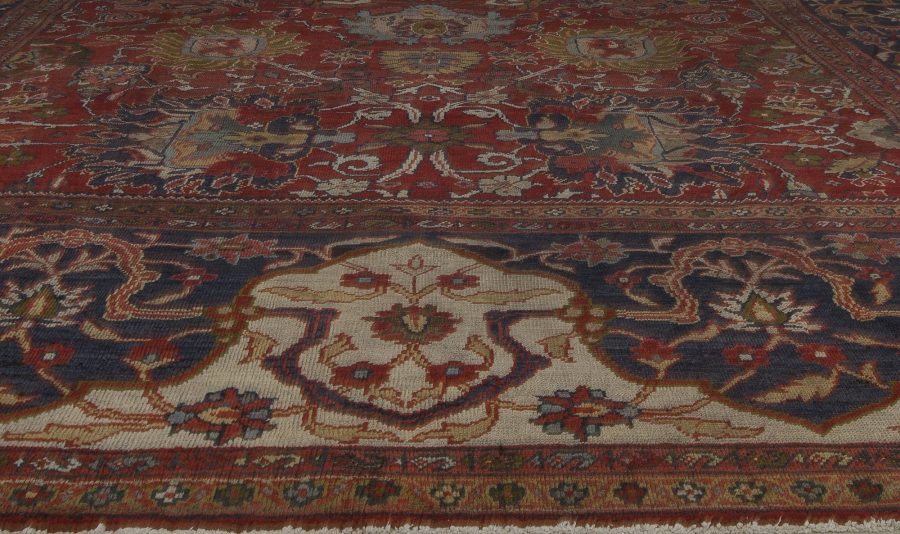 Vintage Persian Sultanabad Carpet BB6711