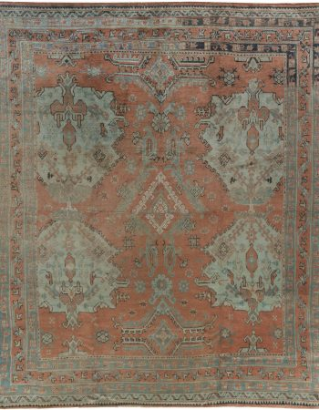 Antique Turkish Oushak BB6897