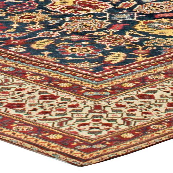 Oversized Antique North Indian Carpet BB6803