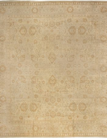 Antique Indian Amritsar Carpet BB6593