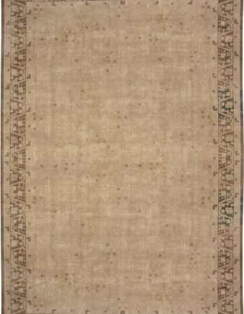 Antique Indian Rug BB6616