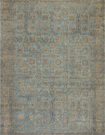 Antique Persian Rug Kirman BB6901