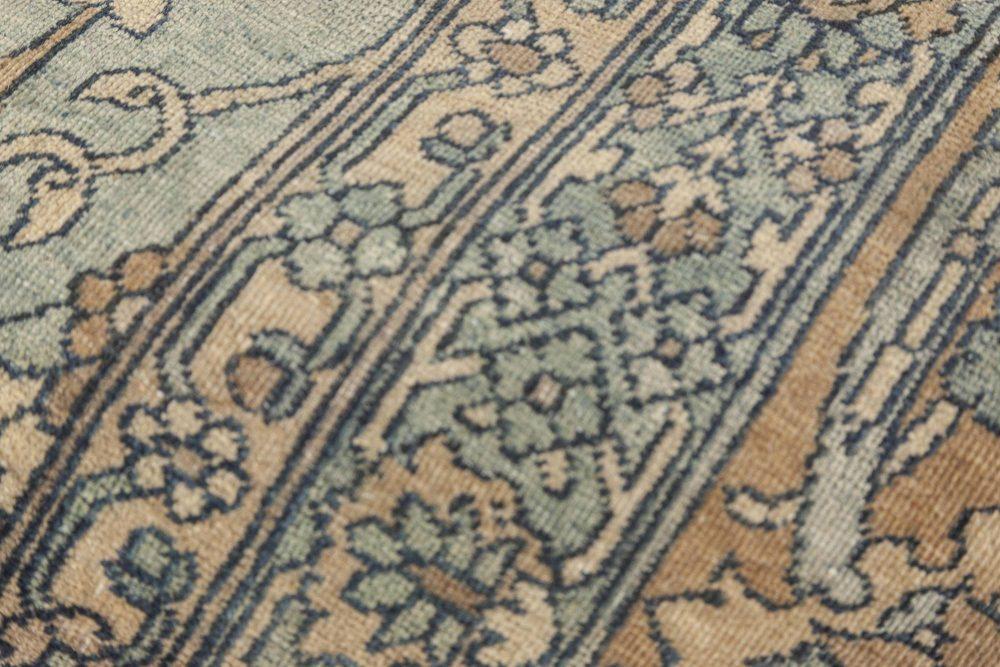 Handmade Persian Kirman Rug BB6901