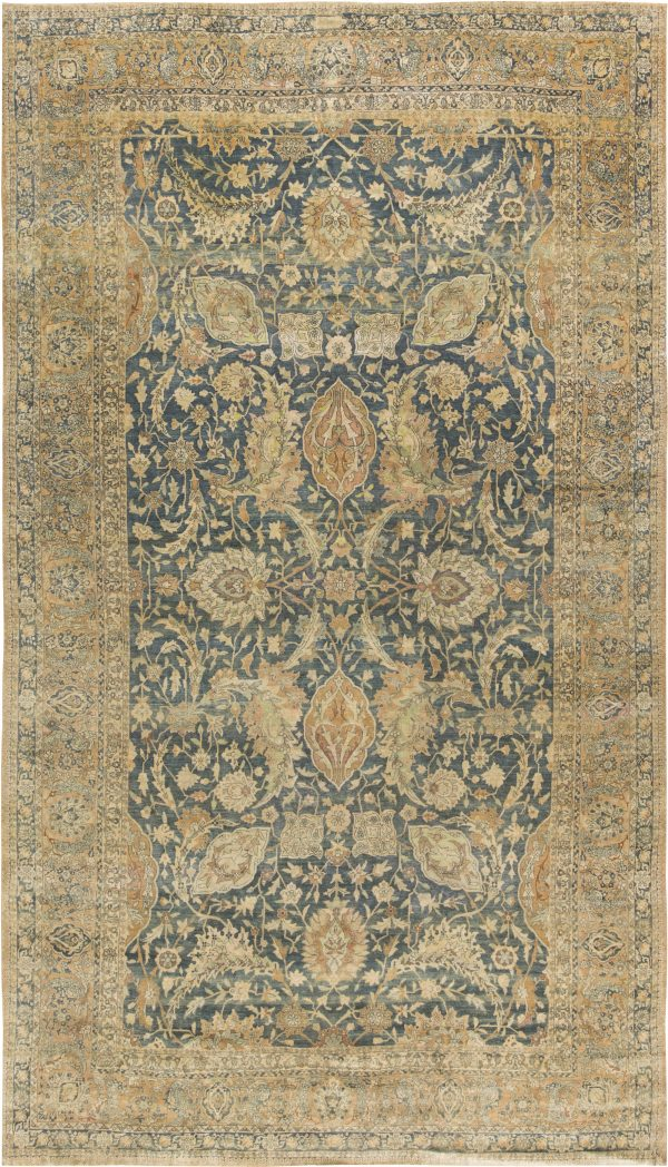 Antique Persian Rug Kirman BB6863