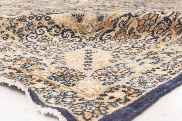 Antique Persian Kirman Rug BB6618