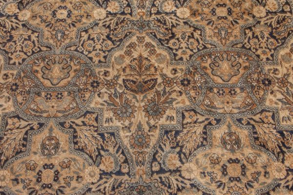 Antique Persian Rug Kirman BB6618