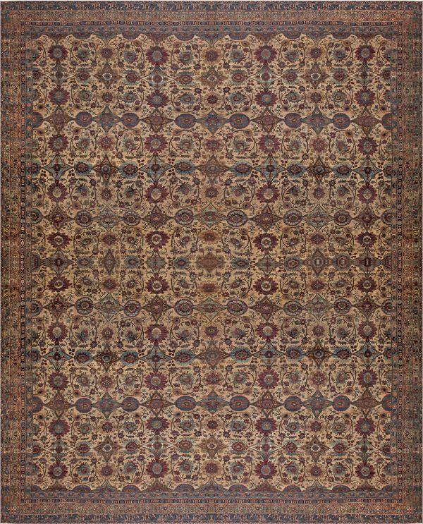 Extra Large persischer Kirman Antique Teppich BB6832