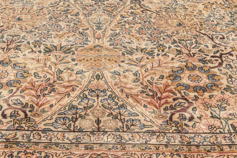 Antique Persian Kirman Rug BB6596