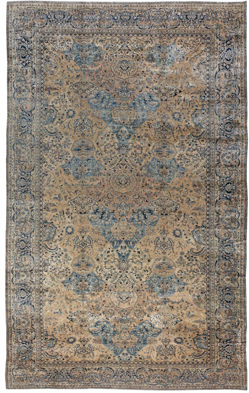Antique Persian Kirman Rug BB6594