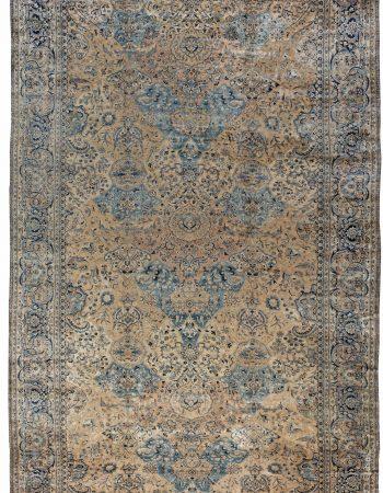 Antike Perser Kirman Teppich BB6594