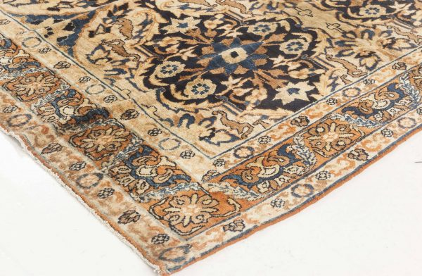 Antique Persian Kirman Rug BB6635