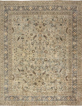 Antique Persian Rug Meshad BB6611