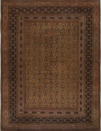 Antique Persian Rug Meshad BB6855