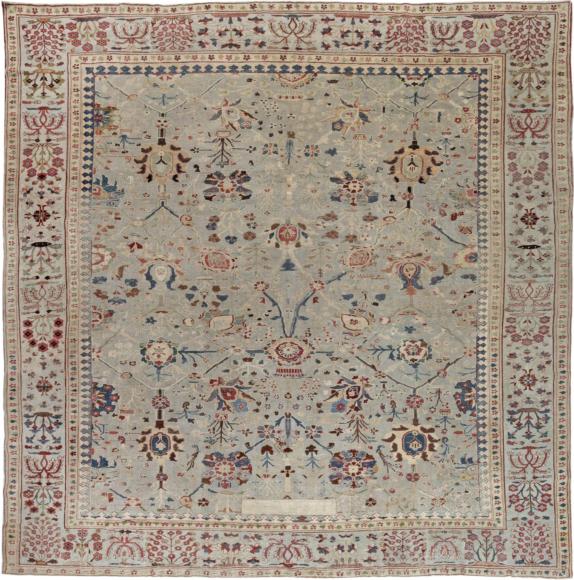 Antique Persian Sultanabad BB6920