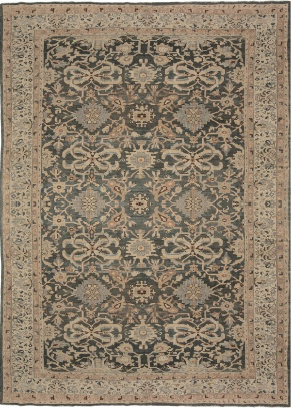 Antique Persian Sultanabad Rug BB6590