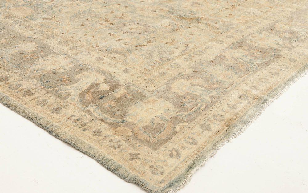Antique Persian Tabriz Carpet BB6813