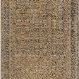 Antique Persian Tabriz Rug BB6804
