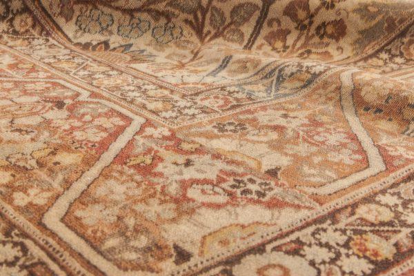 Antique persa Tabriz Tapete BB6623