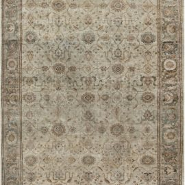 Antique Persian Tabriz Rug BB6862