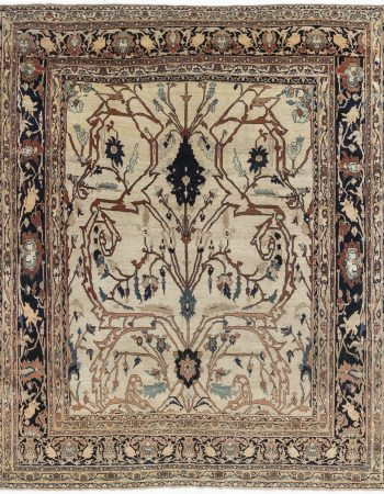 Antique Persian Tabriz BB6898