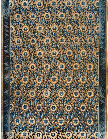 Vintage chinesische Teppich BB6695