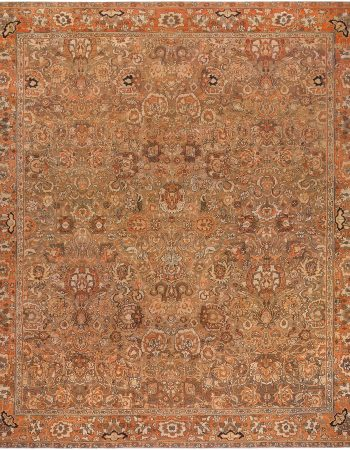 Antique Indian Amritsar Rug BB6675