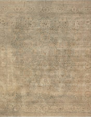 Antique Indian Rug BB6649