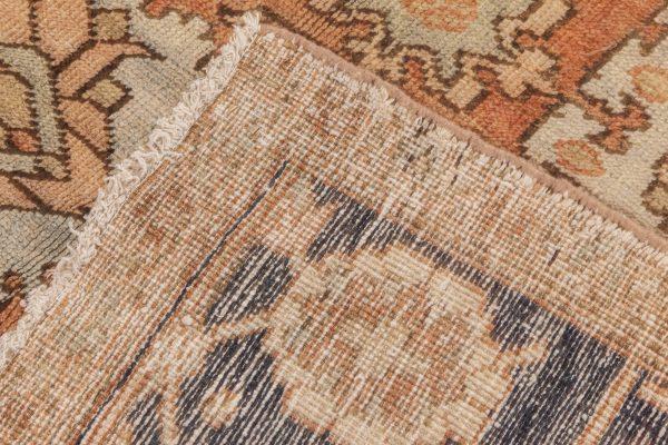 Antique Persian Heriz Rug BB6601