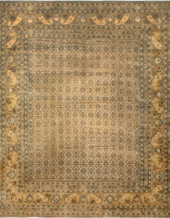 Antique Persian Rug Meshad BB6773