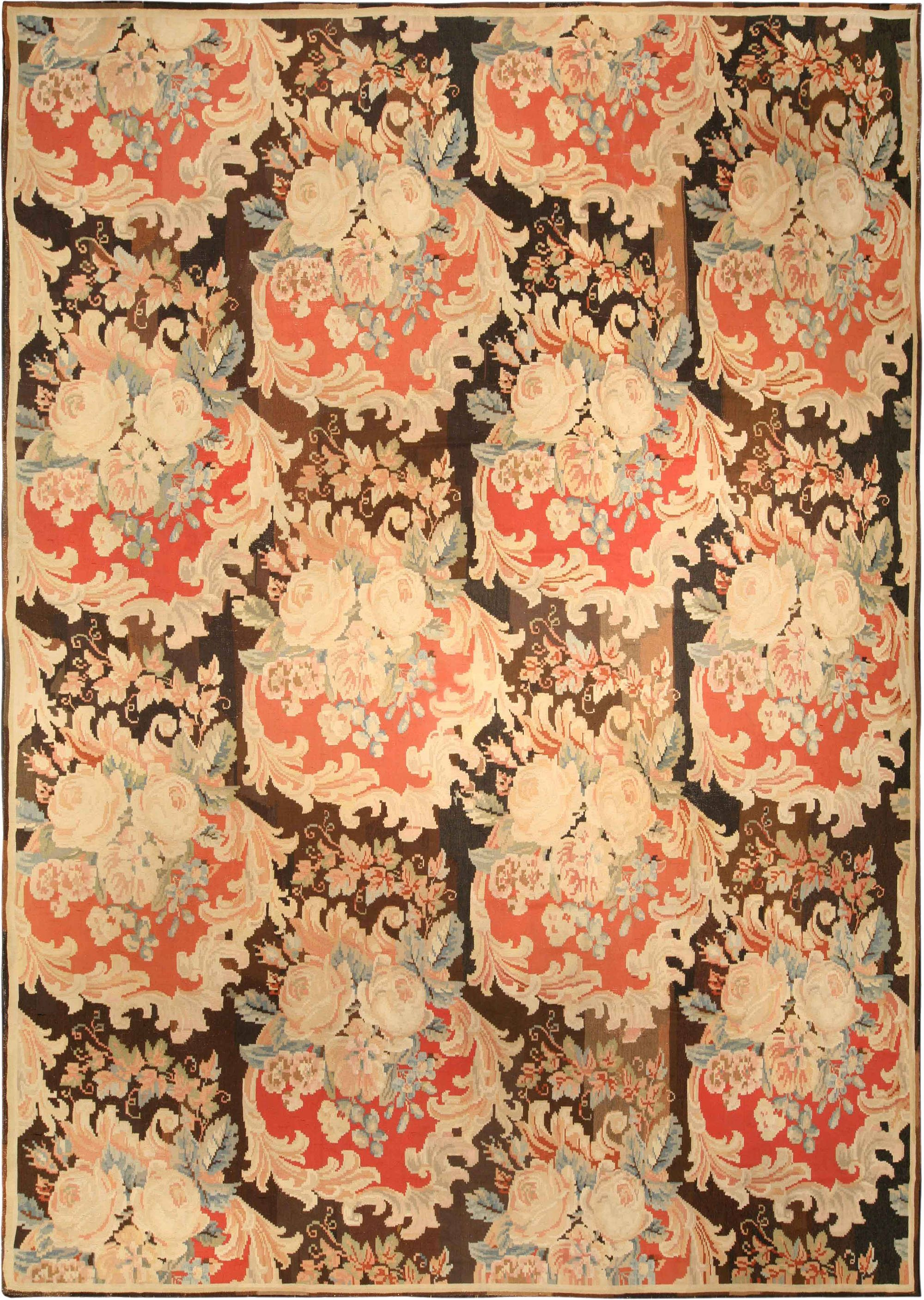 Antique Bessarabian Carpet BB6712
