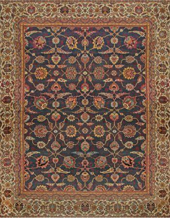Oversized Antiguidade indiana Amritsar Rug BB6812