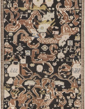Antique Karabagh Rug BB6629