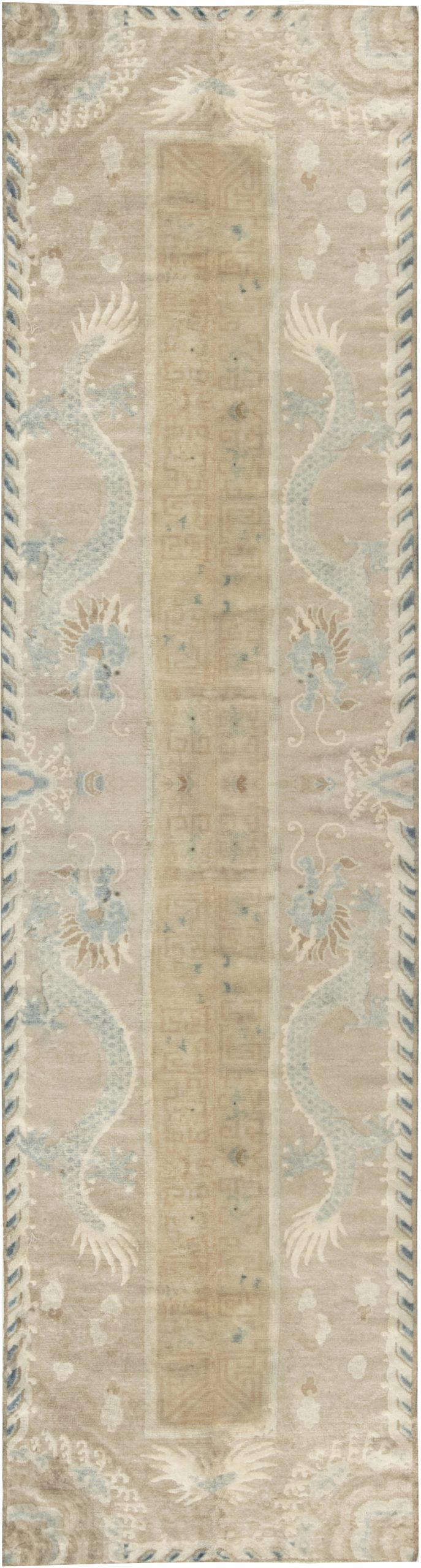 Antique Chinese Runner (Size Adjusted) BB6656