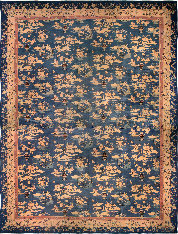 Vintage Chinese Carpet BB6697
