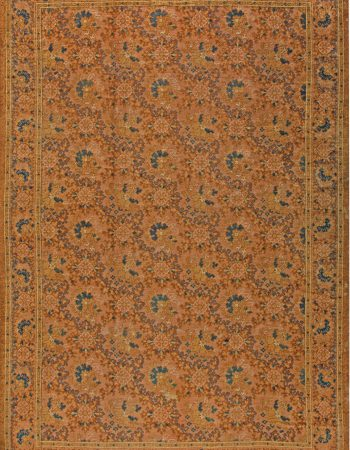 Antique English Axminster Carpet BB6809