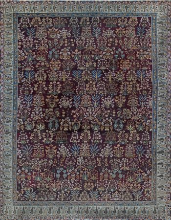 Antique Indian Amritsar Rug BB6856