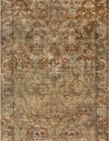 Antique Indian Rug BB6850