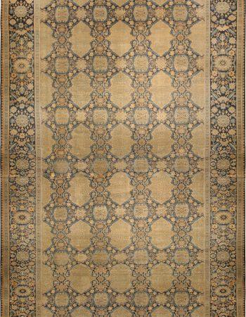 Antique Indian Rug (size adjusted) BB6776