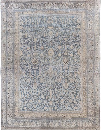Oversized Antique Persian Khorassan Rug BB6791