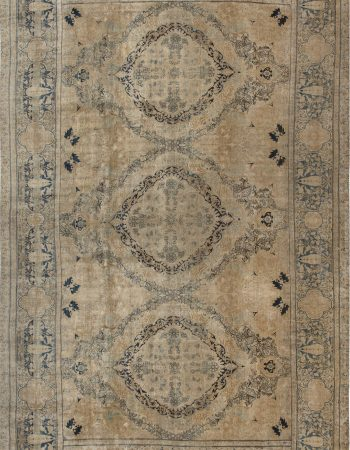 Antique Persian Kirman Tapete BB6717