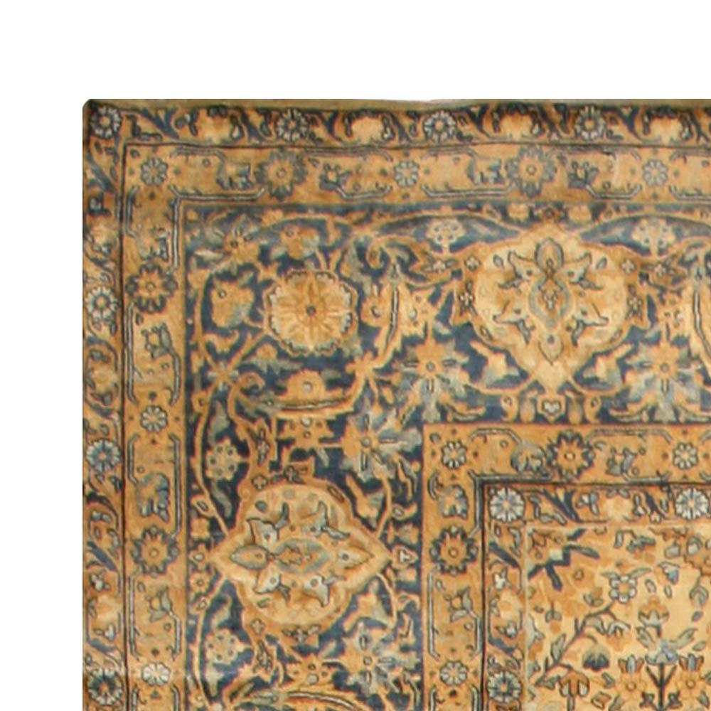 Antique Persian Kirman Rug BB6746