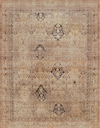 Extra Large Vintage Persian Kirman Carpet BB6740