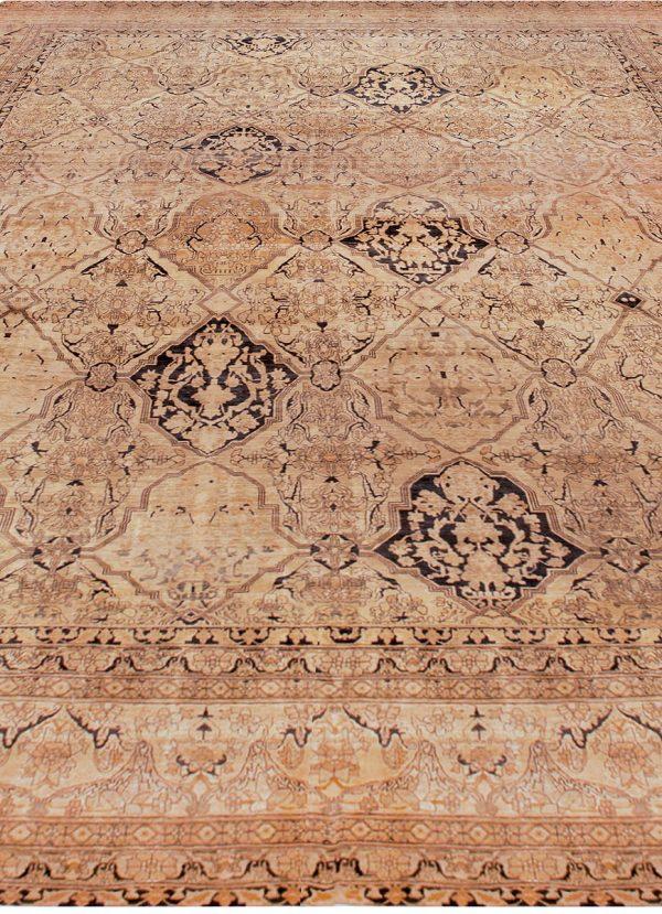 Extra Large Vintage Persian Kirman Carpet BB6740