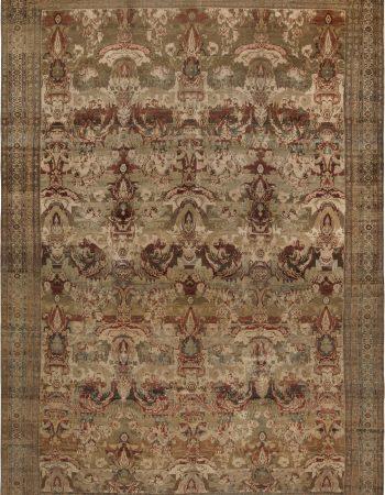 Antiguo persa Malayer Alfombra BB6760