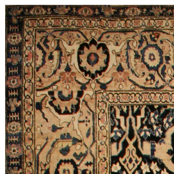 Oversized Antique Persian Senneh Rug BB6720