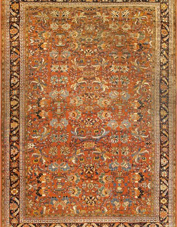 Vintage Persian Sultanabad Rug BB6762
